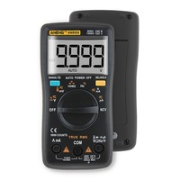 ANENG Professional Digital Multimeter AN8009 LCD Display Digital Multimeter 9999 Counts AC/DC Ammeter Voltmeter Ohm Meter Tester