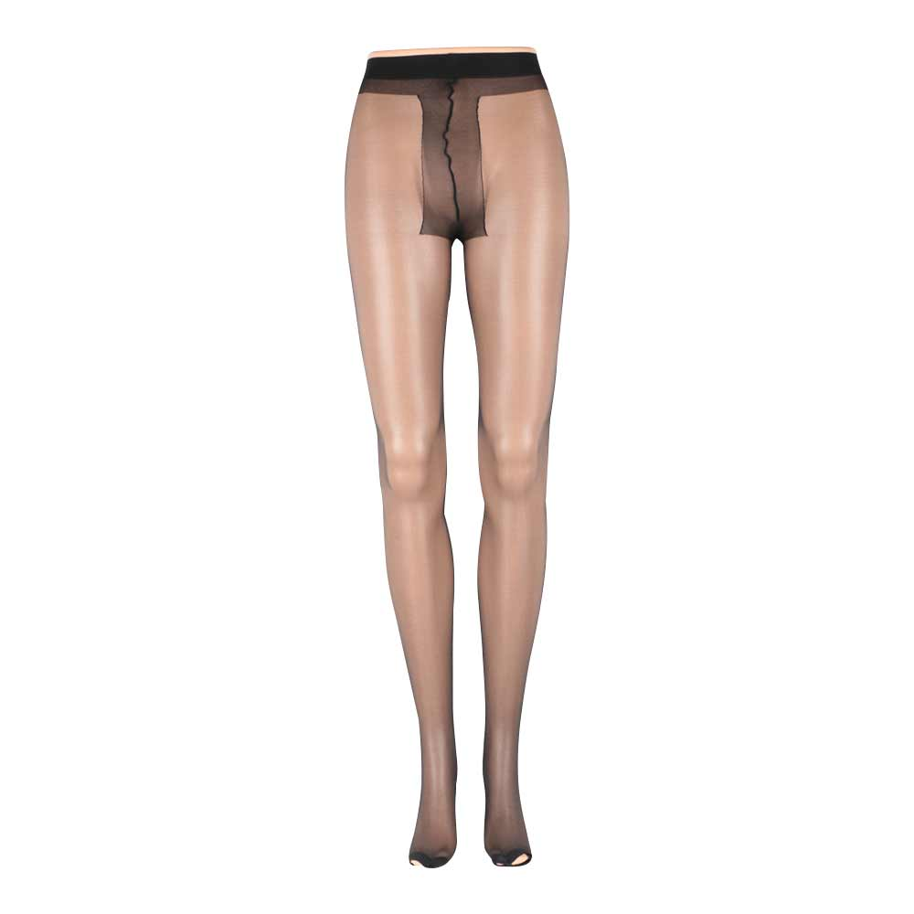 Fashion Core Silk Tight Full Length Stretchy Anti-off Silk Cored Wire Fish Head Open Toe Pantyhose For Woman Girl