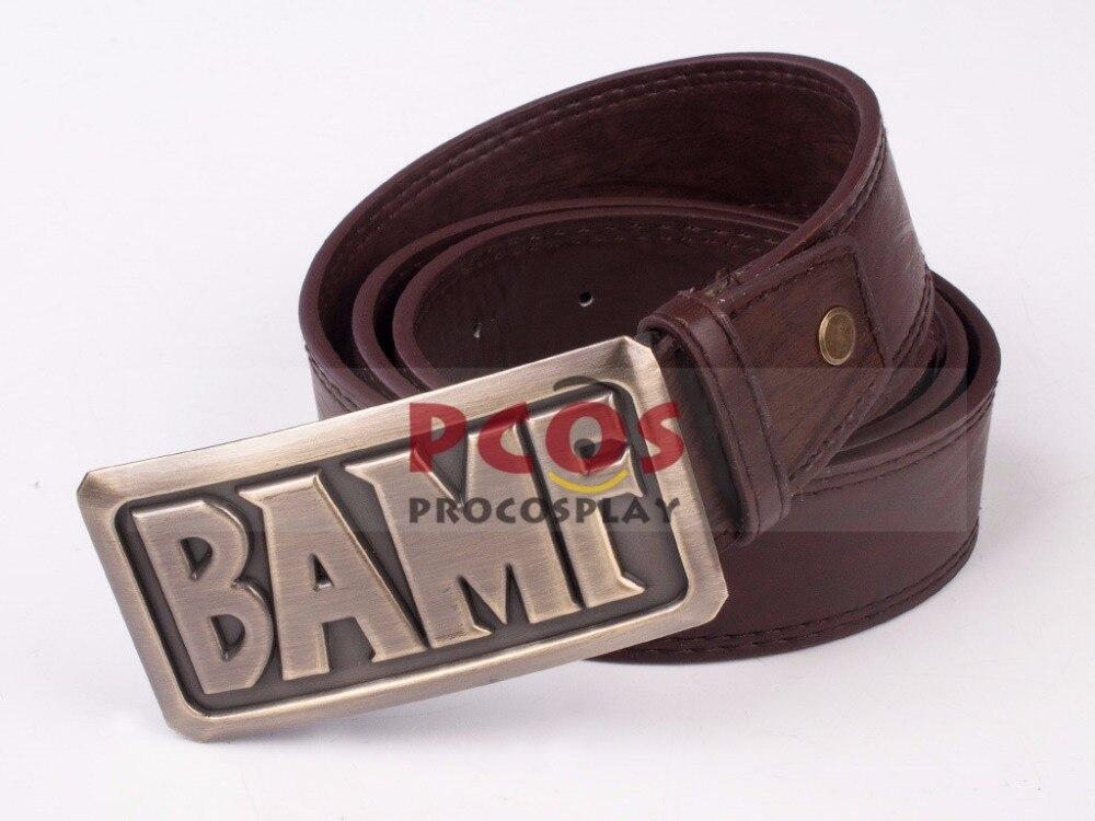 O v e r w a t c h Jesse McCree Cosplay Belt - Disfraces - foto 3