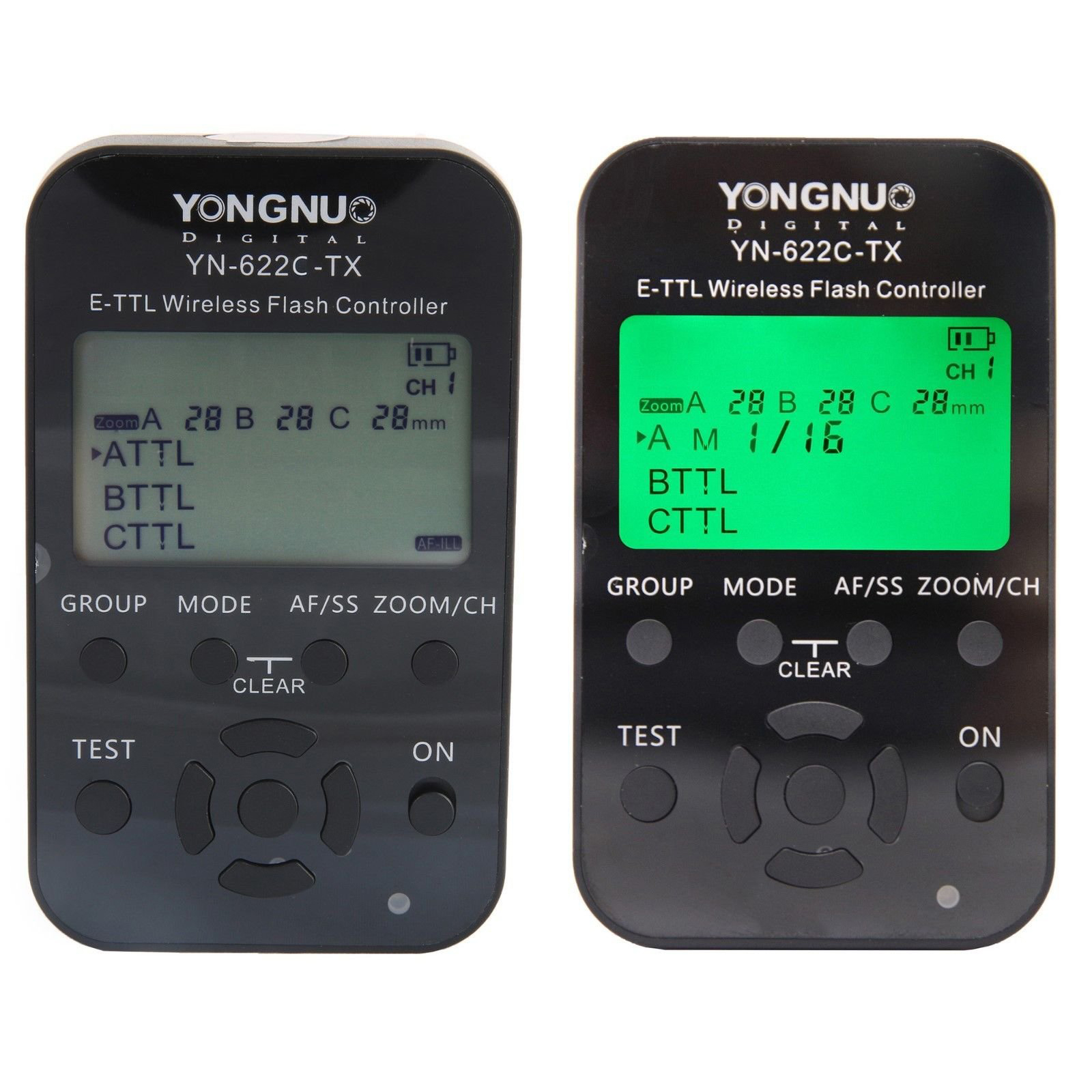 EDT-Yongnuo YN-622C-TX, E-TTL Беспроводная Вспышка Контроллер для Canon, YN622C-TX