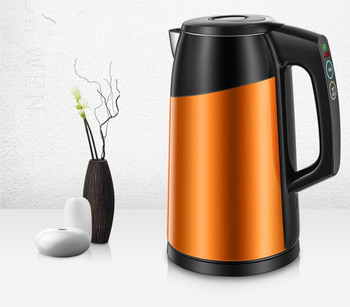 NEW Electric kettle domestic thermostatic boiling open automatic heat insulation power cut capacity