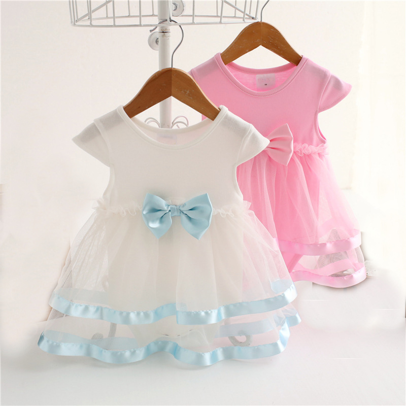 KAVKAS Summer Baby Girl Clothes Baby Girl Dress Kids Clothes New Born Baby Clothes Flower Roupas Bebe Infant Jumpsuits Baju Bayi