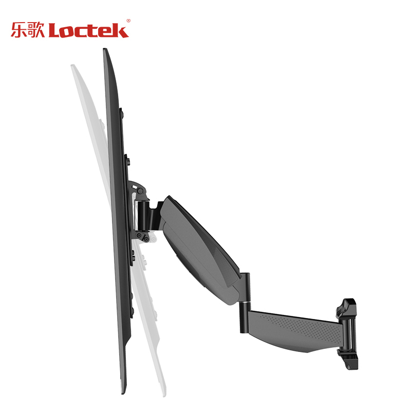 Loctek Move S2 Full Motion 32 quot 42 quot LCD LED TV Wall Mount Gas Spring Arm Free Swivel Lifting Bracket Loading 5 13kgs VESA 200 100 in TV Mount from Consumer Electronics