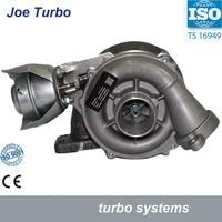 GT1544V Турбокомпрессор 753420 750030 0375J6 турбо для Ford C MAX/Focus II/Mondeo III 1,6 TDCi 80 кВт DV6TED4