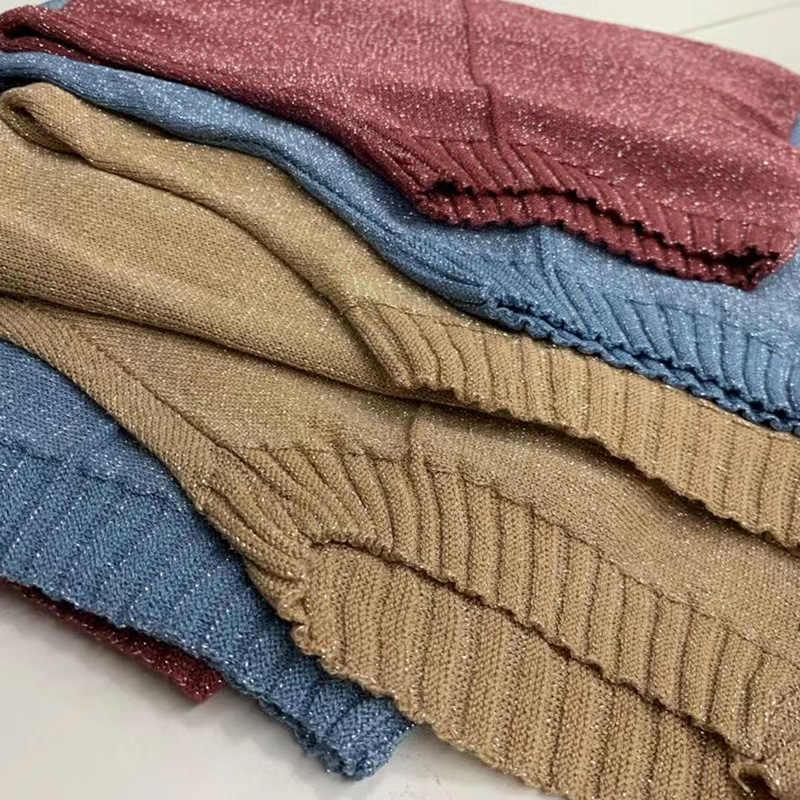 Delle donne Cardigan Maglie e Maglioni top e Camicetta Camicette Primavera Estate Dolce Vacanza Elastico Allentato del Maglione di Stile di Nuovo Delle Donne di Blu