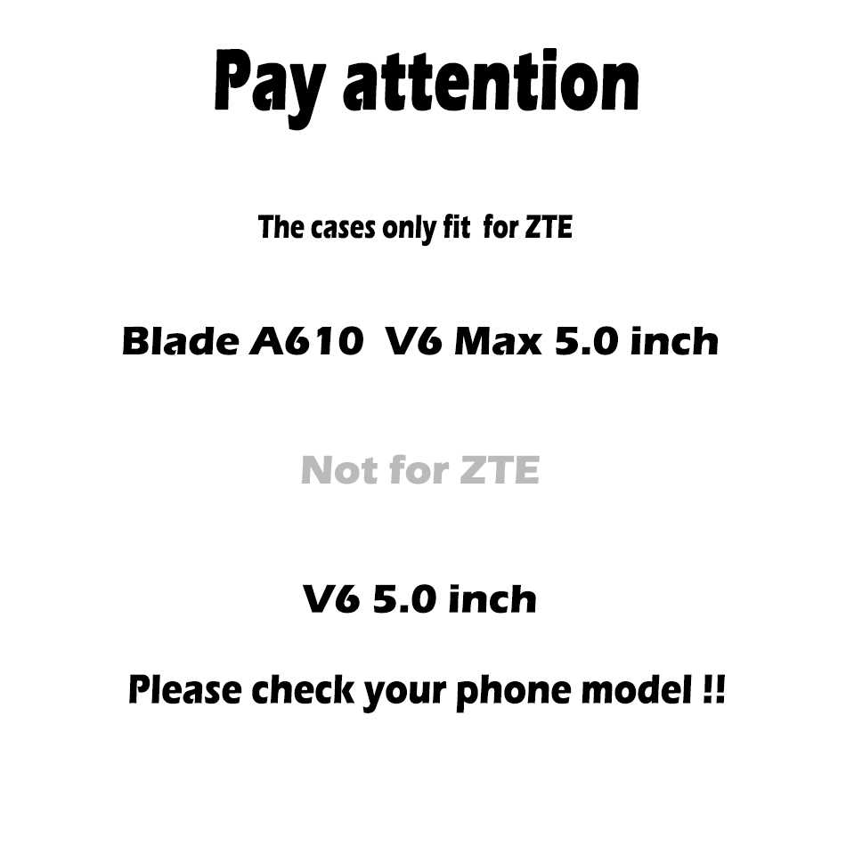 أغلفة جلدية من البولي يوريثان لتغطية ZTE Blade A610 Voyage 4 V6 Max BA610 BA610T BA610C A 610 حافظة من السيليكون الناعم