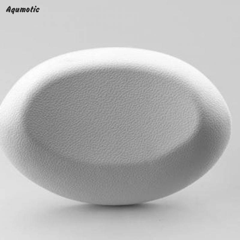 Aqumotic Blanco Almohada De Baño Para un Baño, relajante Accesorio Ecológico Gen
