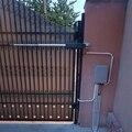 Открывалка для распашных ворот/электрические операторы ворот двигатели линейный привод с пультом дистанционного управления набор опциона...