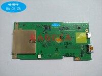 Precio Piezas de reparación de cámara para nikon D3400 placa principal PCB D3400 placa base nuevo Original
