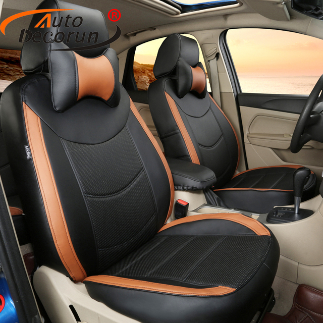 Autodecorun Pu Leather Covers Car Seats For Lexus Is300 Is250 Is350