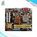 Для Asus P5KPL-AM Оригинальный Используется Для Рабочего Материнская Плата Для Intel G31 Сокет LGA 775 DDR2 4 Г SATA2 USB2.0 uATX