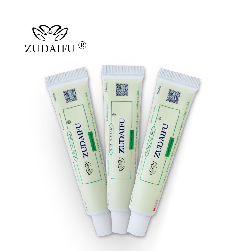 3pieces Per Lot ZUDAIFU SKIN CREAM  Patches Solve Your Skin Psoriasis And Eczema