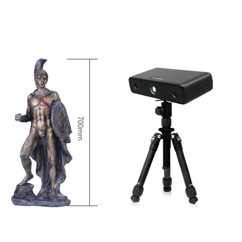 HE3D Desktop 3D Scanner 3D Scanning System Automatic