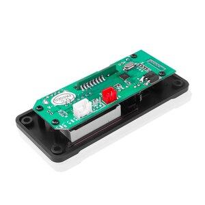 Image 4 - Kebidu couleur écran 12V MP3 WMA sans fil Bluetooth 5.0 décodeur carte Audio Module USB FM TF Radio AUX entrée sans amplificateur pour voiture