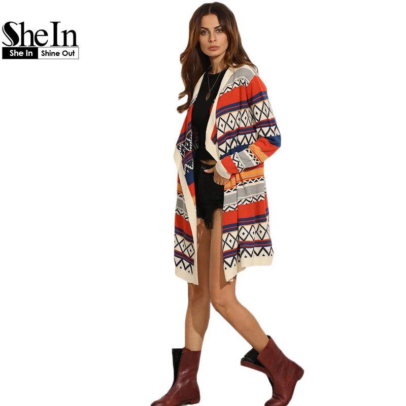 Online kaufen gro handel wasserfall strickjacke aus china for Shein frauen mode