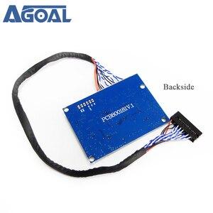 Image 4 - Низковольтного дифференциального сигнала поворота 50pin TTL порт стандартный 20pin 1 ch 8 LVDS вход 50pin TTL Выход Бесплатная доставка