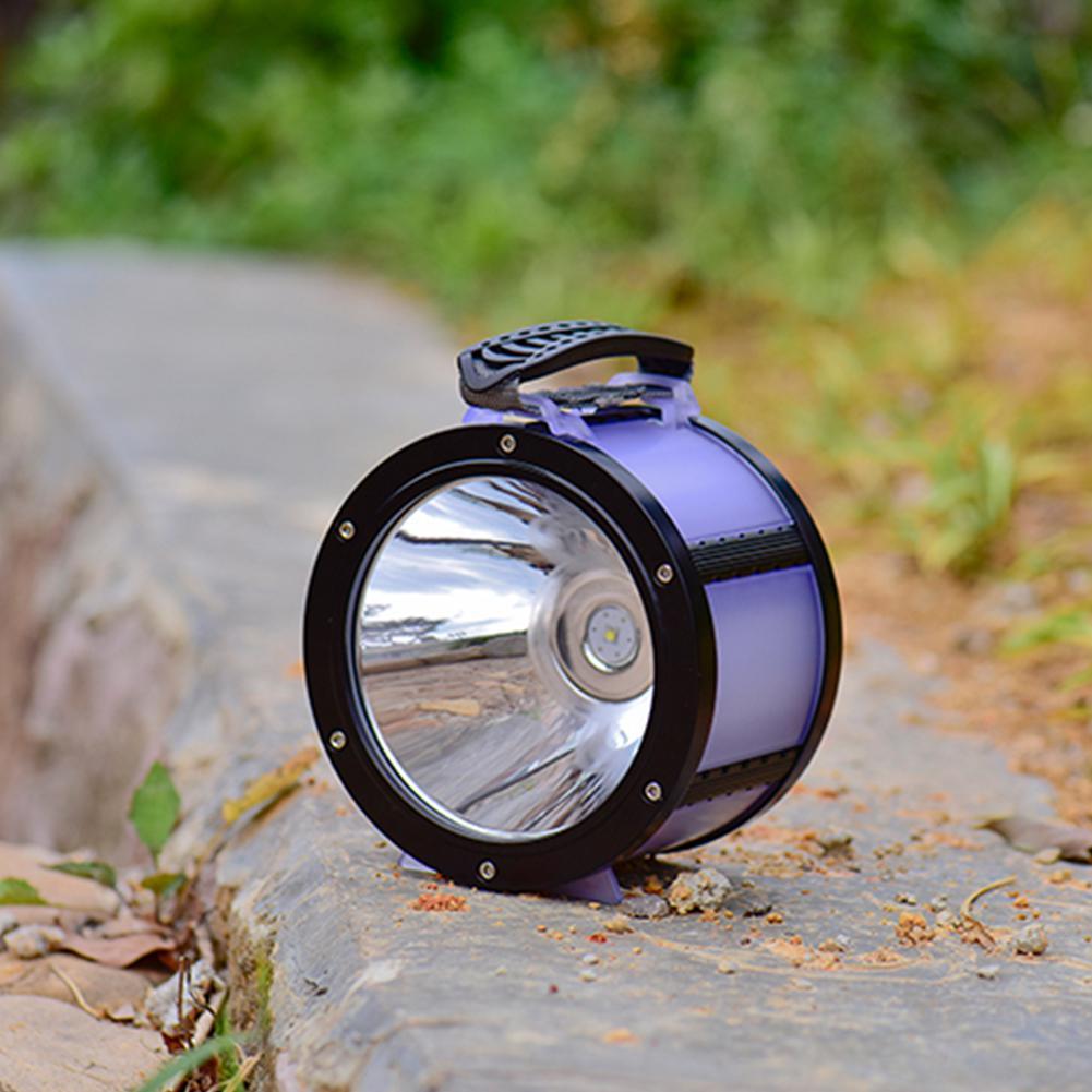 AKDSteel L2 USB prise de charge LED lampe de Camping lampe d'avertissement de lumière de tente d'urgence pour les activités de plein air