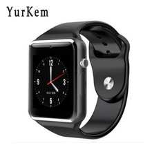 2018 Smart Watch A1 sport watch men With SIM Camera whatsapp Russia Smartwatch Bluetooth Connected Android for xiaomi smartphone