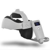 The head massager electric insomnia massager multi function scalp massage helmet brain easily Body massage instrument