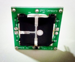 Image 3 - United States SPEC electrochemical SO2 gas sensor 20ppm package  3SP_SO2_20 DIP