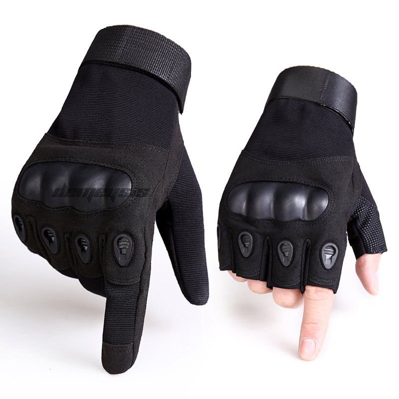 Breathable Fulll & Half Finger Tactical Gloves Anti-slip Outdoor Hunting Hiking Gloves Protective Army Military Airsoft Gloves