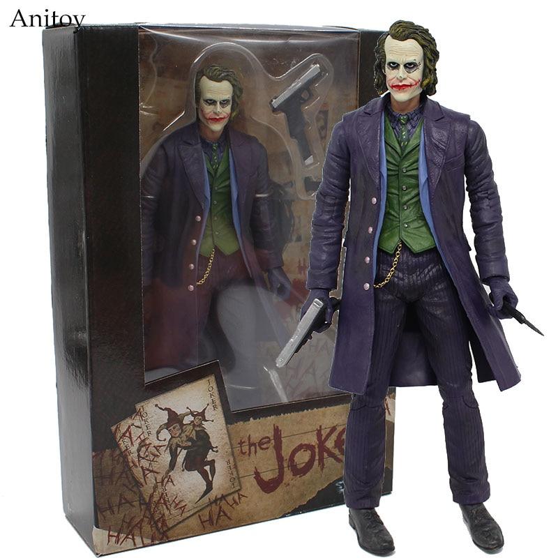 NECA The Joker Batman PVC Figure Collectible Toy 30cm KT4044 neca the joker action figure batman pvc figure collectible toy 30cm