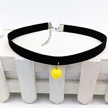 Rope Pendant Choker Necklaces Jewelry For Women Statement Collares