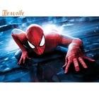 Custom Spiderman Clo...