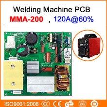 AC220V сварочный аппарат печатная плата только одна пластина MMA 200 лучшие продажи
