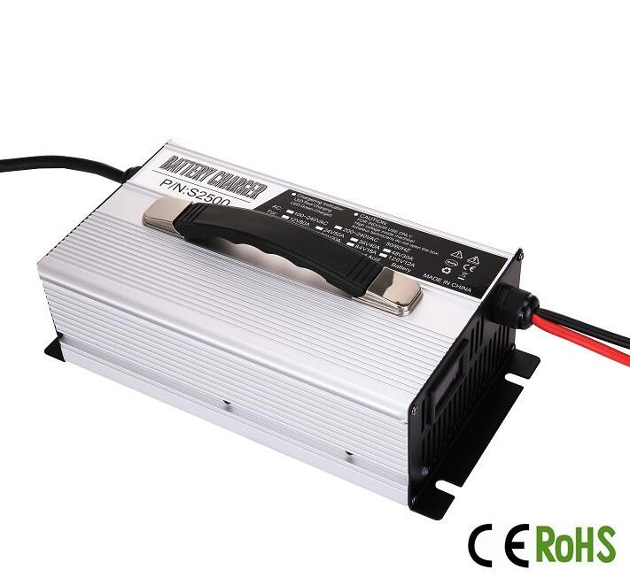 Dc 48v 60v Input Step-down Output Adjustable 2.4v 15v 12v 50a Dc Fast Charger For Lto Lithium Titanate Battery Lifepo4 Charger Accessories & Parts