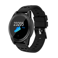 Smart Watch Women R13 Wristwatch Men Heart Rate Monitor Sport Band Fitness Tracker Smartwatch Bluetooth Bracelet for Android I