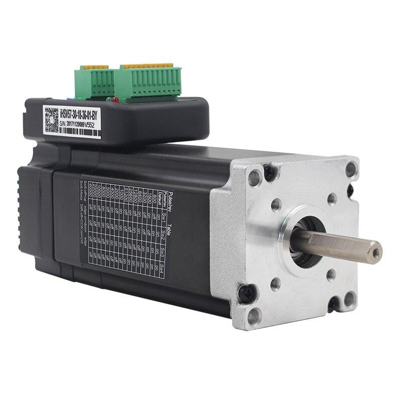 180 W 3000 rpm NEMA23 0.57Nm Integrierte Servo Motor 36VDC JMC iHSV57 30 18 36 wir haben V552 versionand V604 version-in DC-Motor aus Heimwerkerbedarf bei AliExpress - 11.11_Doppel-11Tag der Singles 1