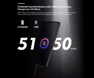 "Image 3 - UMIDIGI S3 PRO Android 9.0 48MP + 12MP + 20MP Super kamera 5150mAh duża moc 128GB 6GB 6.3 ""FHD + NFC ceramiczne globalne zespoły Smartphone"