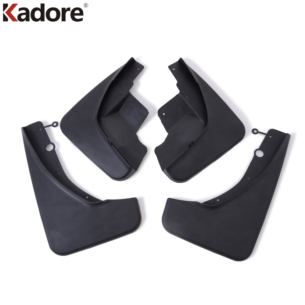 For Jeep Grand Cherokee 2014 Plastic Mudguard Mud Flaps Splash Guard Mudflaps Fenders Dirt Protector Boards 4pcs fit for jeep patriot deluxe molded mudflaps mud flap splash guard mudguards set free shipping