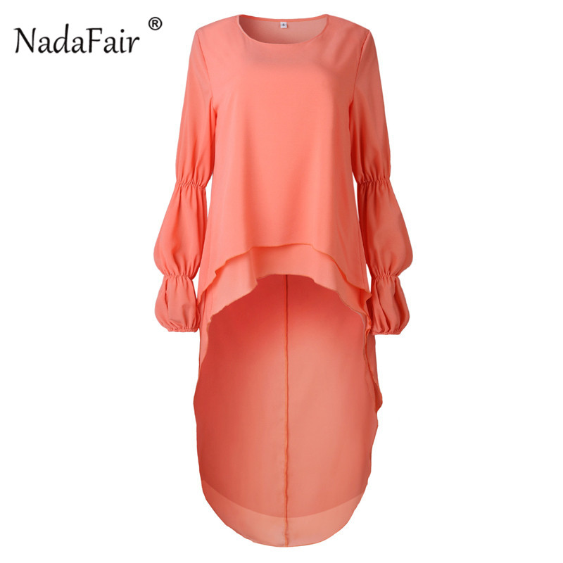 Long Sleeve Asymmetrical Blouse8_