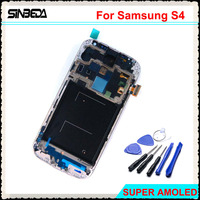 Sinbeda LCD Screen Display For Samsung Galaxy S4 IV I9500 I9505 I9506 I545 M919 E300S Touch