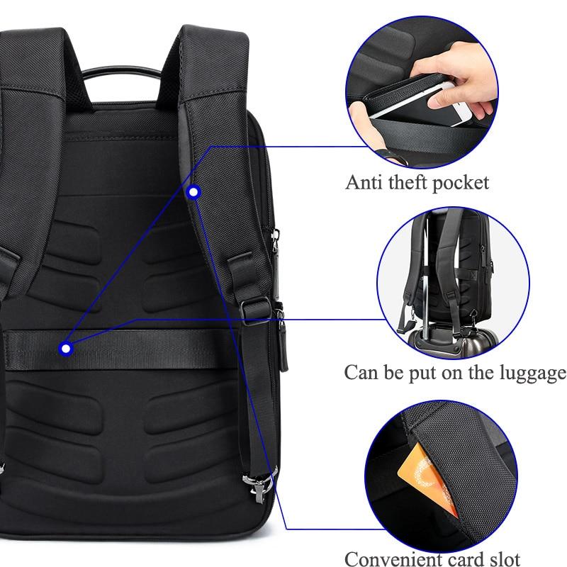 Mode Rucksack Frauen Männer Leinwand Schule Taschen Große Kapazität Tasche Große - 5