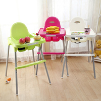Baby High Chairs Feeding Table Baby Dining Chair Adjustable The Height 0 6 Years Feeding Seats