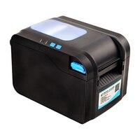 XP 370B Label Barcode Printer Thermal Label Printer 20mm To 80mm Thermal Barcode Printer
