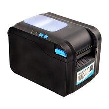 XP-370B label barcode printer thermal label printer 20mm to 80mm thermal barcode printer high quality original disassemble display screen for zebra zm400 203dpi thermal barcode label printer spare parts