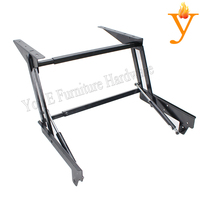 Lift Furniture Hardware Frames Coffee Table Mechanism With Gas Springs B13