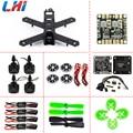 FPV ARF 210mm Pure Carbon Fiber Frame + NAZE32 REV6 6 DOF 2300KV LittleBee 20A 4050 drone with camera dron fpv drones quadcopter
