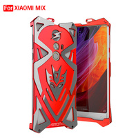 2017 Newest Simon Thor 2 0 Cool Tough Armor Aluminum Metal Phone Case For Xiaomi Mix