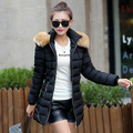 High-Quality Large Size warm coat Fashion Casual Thick Warm Down Jacket casual slim fit thicken overcoat winter warm outwear