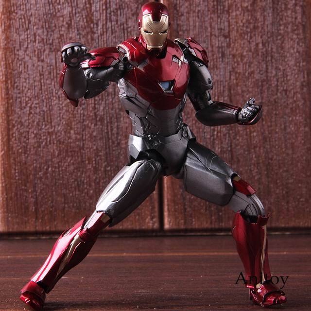 Iron Man Mark MK47 1