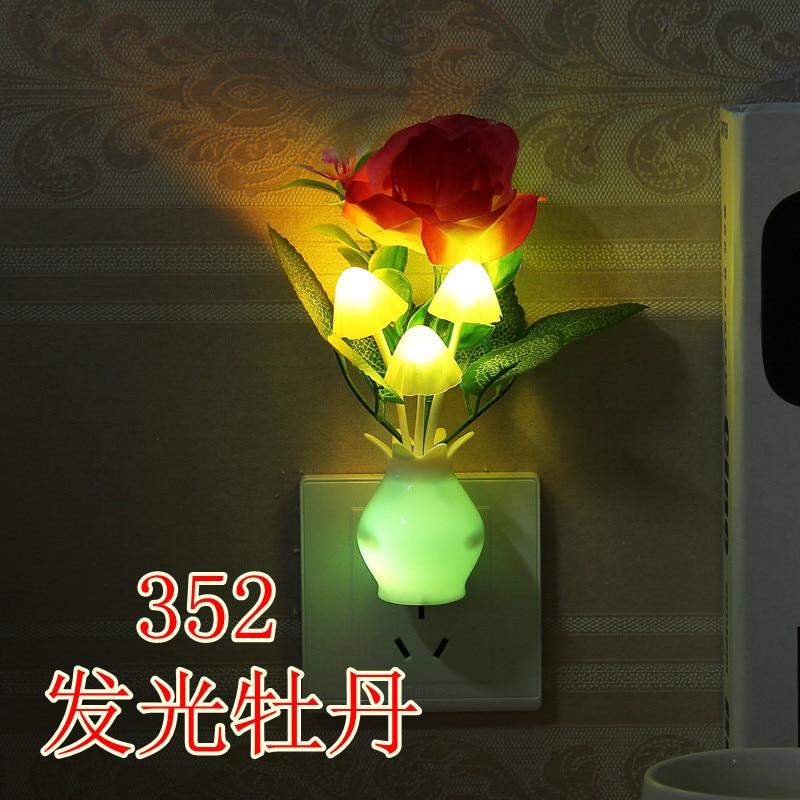 牡丹2+瓶身发光