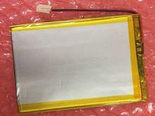 Nueva 3000 mAh 3.7 V Batería de La Tableta de Reemplazo de La Batería de iones de litio polímero Digma Optima 7.08 3G/Optima E7.1 3G/Optima 7002