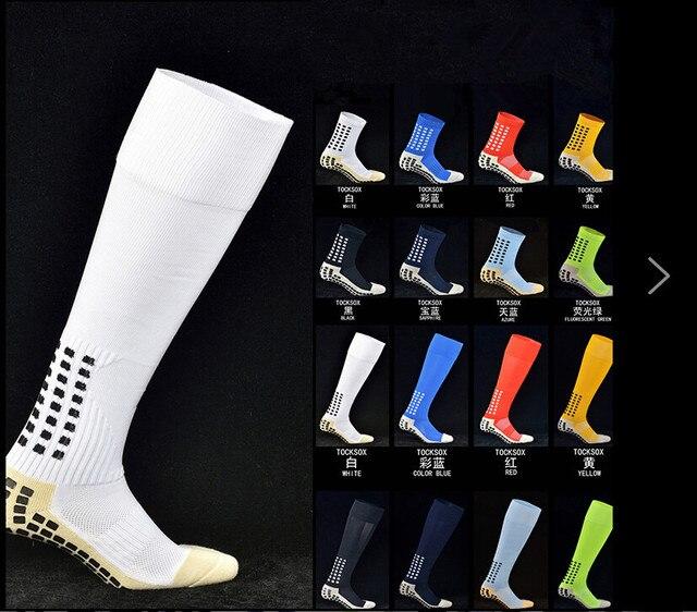 451c2fa0bba7 Top Quality Anti Slip Tocksox Soccer Socks 1 1 Trusox Mid-calf Cotton  Football Sock Calcetin de futbol Meias Calcetines Bale sox