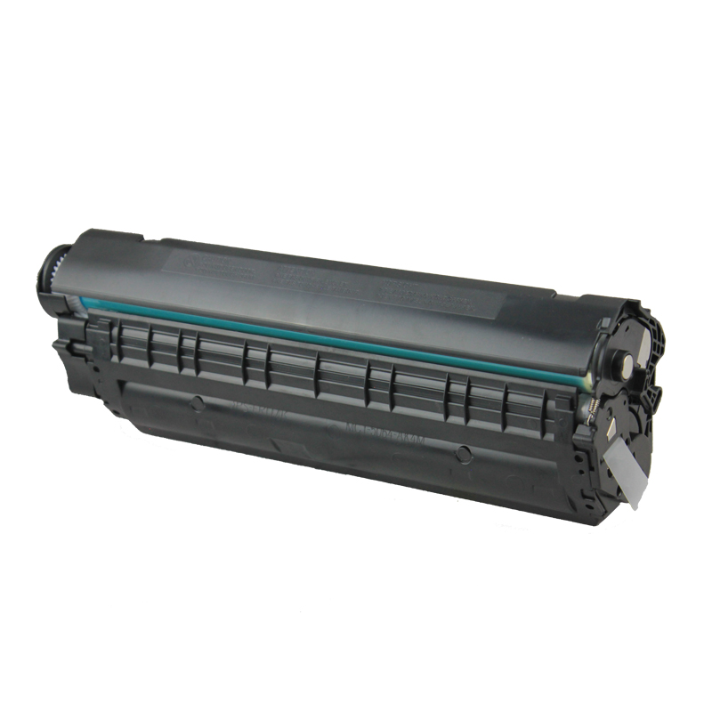 vilaxh Q2612A Replacement For HP 12A Toner Cartridge For <font><b>LaserJet</b></font> <font><b>1010</b></font> <font><b>1012</b></font> <font><b>1015</b></font> <font><b>1018</b></font> <font><b>1020</b></font> <font><b>1022</b></font> 3010 3015 3020 3030 3050 Printer image