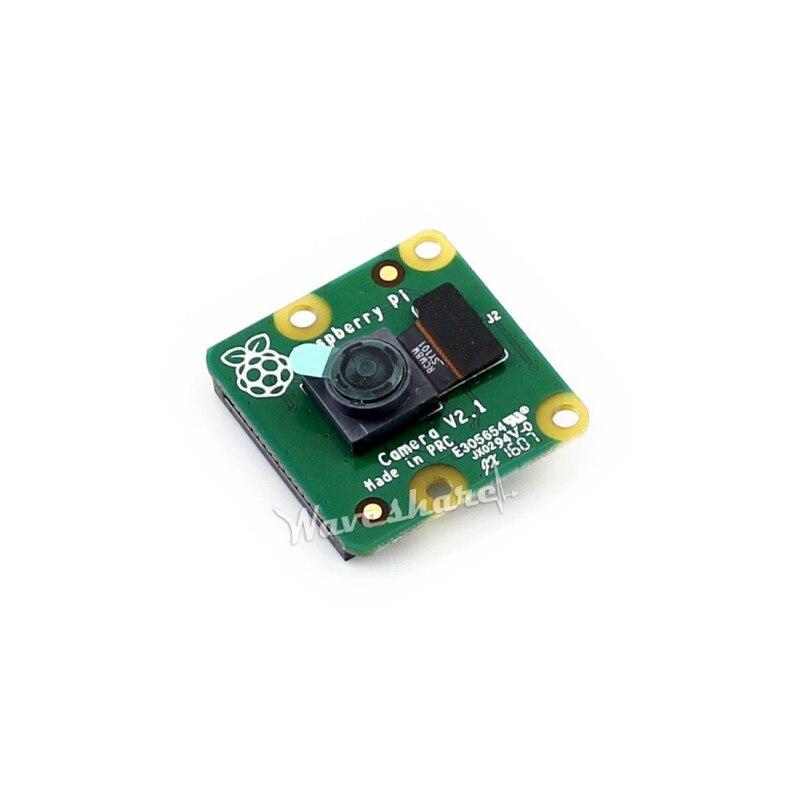 Официальный модуль камеры Raspebrry Pi V2 с 8-мегапиксельным imx220 датчиком, поддерживает все Raspberry Pis